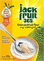 Jackfruit365 Green Jackfruit Flour - 400g ( 2 Packs of 200 gm )