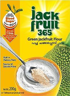 Eastern Jackfruit365 Green Jackfruit Flour - 800G (4 Packs of 200g)