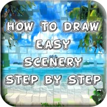 How to Draw Easy Scenery