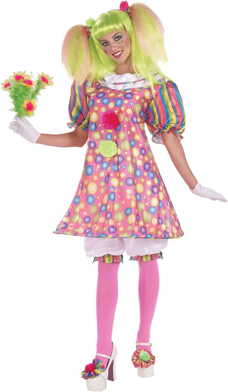 Silly Circus Clown Costume Forum Novelties
