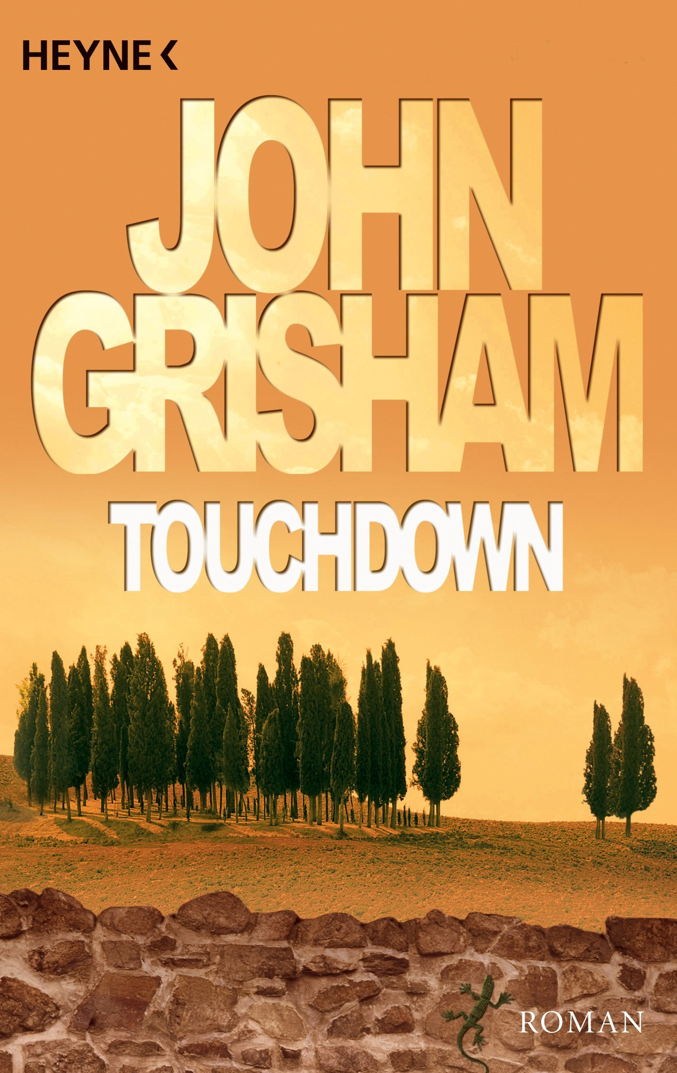 Touchdown: Roman (German Edition)