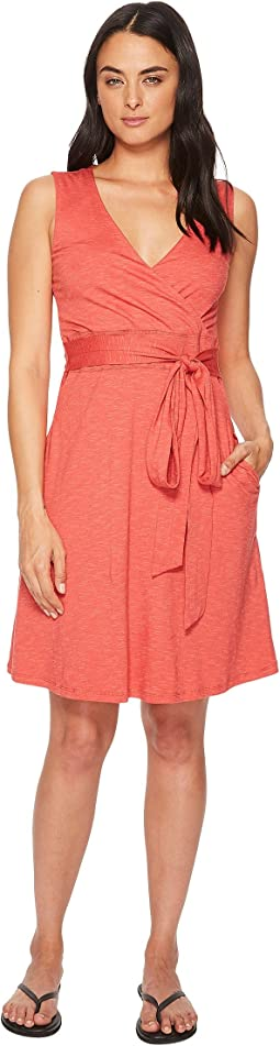 Toad&Co Cue Wrap Sleeveless Dress