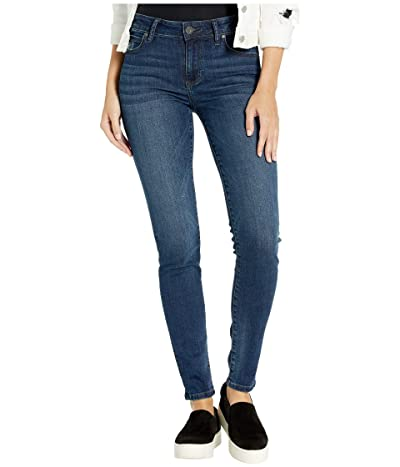 KUT from the Kloth Diana Kurvy Skinny in Medal Wash (Medal Wash) Women