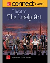 Connect Access Card for Theatre: The Lively Art