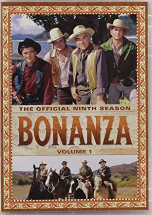 Bonanza: The Official Ninth Season, Volume One