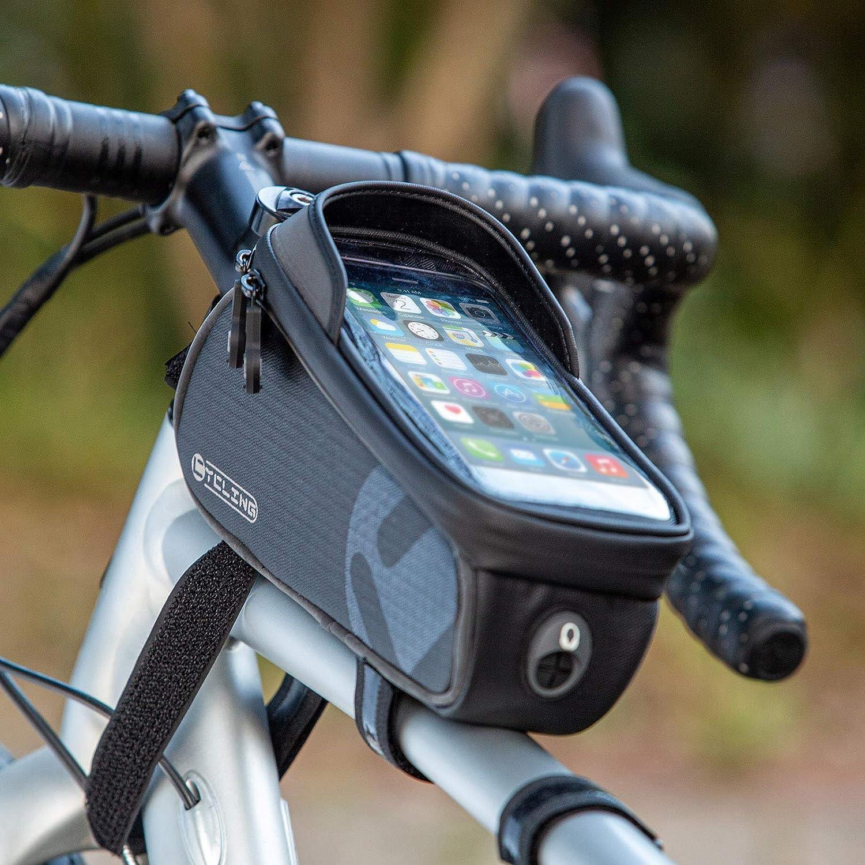 Bolsa impermeable Uborse con soporte para smartphones por sólo 8,49€ usando el #código: P93NPC43