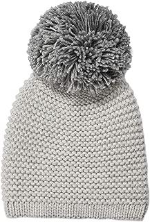 UGG W Chunky Knit Beanie with Pom