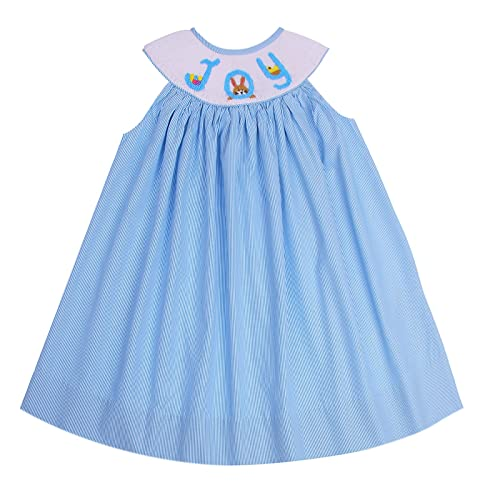 Easter Smocked Dress: Amazon com