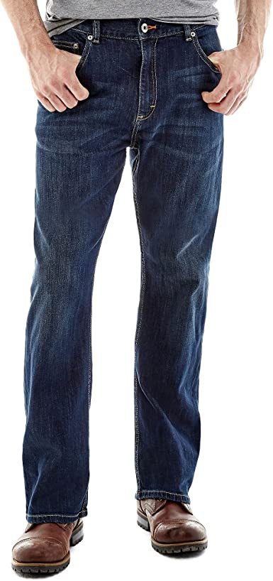Lee Men'sModern Series Relaxed Fit Bootcut Jean