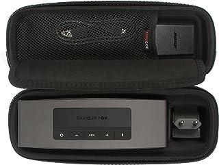 COMECASE Voyage Dur étui Housse Sac Protection de Transport pour Bose Enceinte Bluetooth SoundLink Mini II/Mini I. Convien...