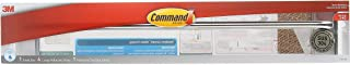 Command 17672B Stainless Steel Towel Bar