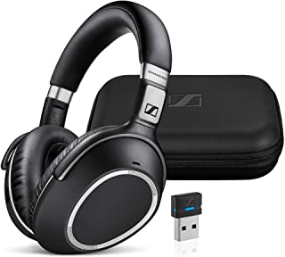 Sennheiser MB 660 MS (507093) - Dual-Sided, Dual-Connectivity, Wireless, Bluetooth, Adaptive ANC Over-Ear Headset | For De...