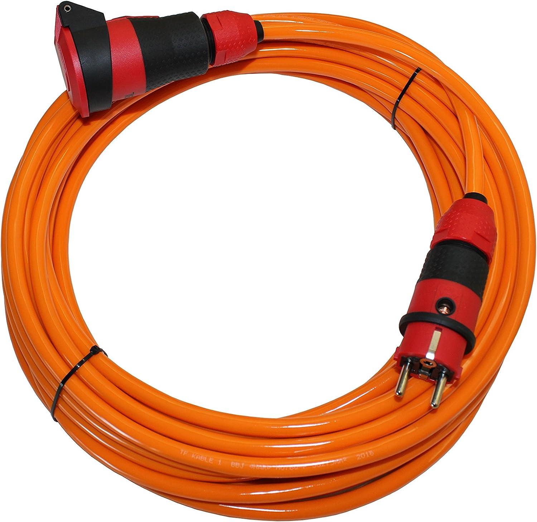 Verlängerungskabel PUR Kabel H07BQ-F 3G1,5mm² 3m Stromkabel NEU