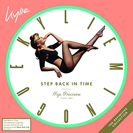 Kylie Minogue - Step Back in Time: The Definitive Collection (2019) LEAK ALBUM