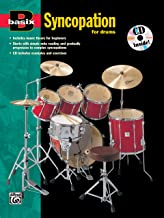 Basix Syncopation for Drums: Book & CD (Basix(R) Series)