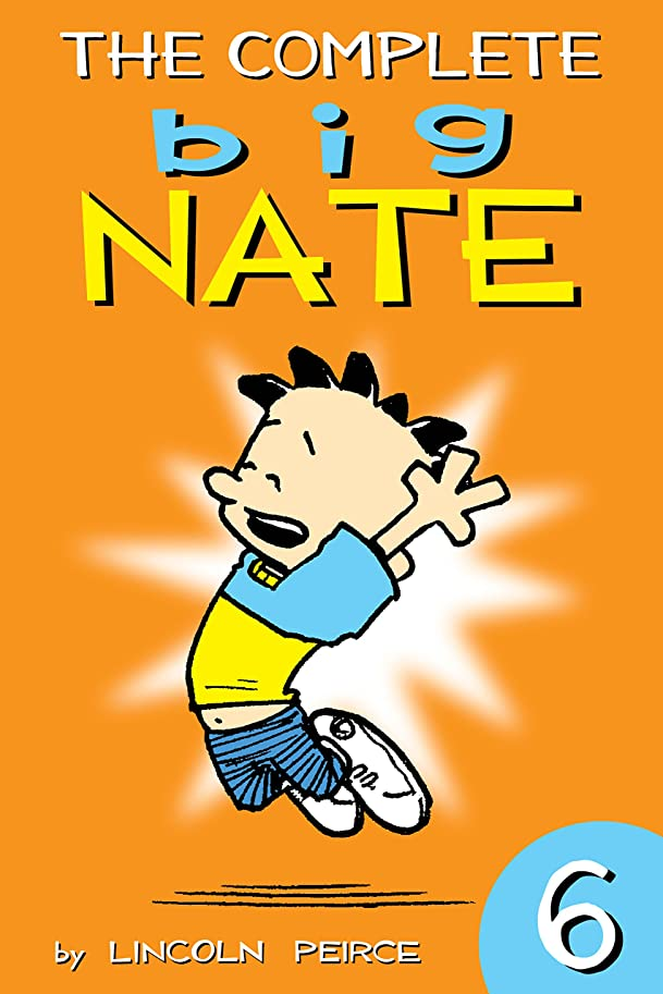 アフリカ内訳賛美歌The Complete Big Nate: #6 (amp! Comics for Kids) (English Edition)