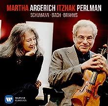 Best itzhak perlman martha argerich Reviews