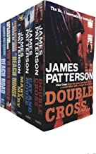 James Patterson Collection 6 Books Set (Double Cross, Cat and Mouse, Mary Mary, The Beach House, You've Been Warned, Beach Road)