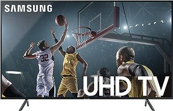 Samsung UN43RU7100FXZA Flat 43-Inch 4K UHD 7 Series Ultra HD Smart TV with HDR and Alexa Compatibility (2019 Model)