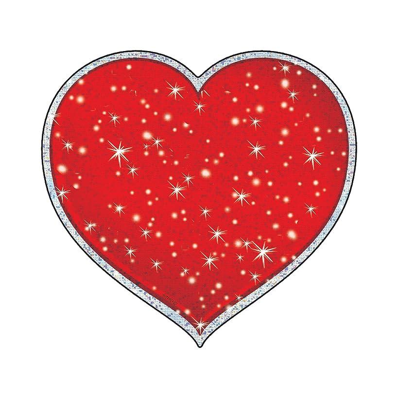 TREND enterprises, Inc. Shimmering Hearts Sparkle Classic Accents, 24 ct