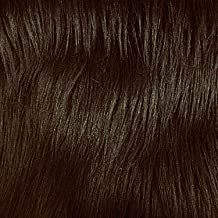 Luxury Shag 60 Inch Fabric by the Yard (F.E. (Dark Brown)