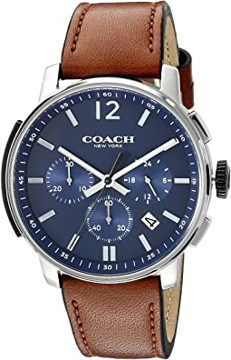 Bleecker Chrono Leather
