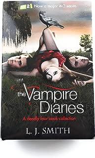 Vampire Diaries 1-4 Boxed Set B Format (TESCO)