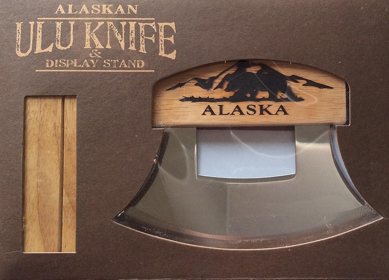 Arctic Circle Ulu W Rustic Bear 18350