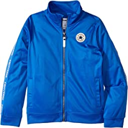 Converse Kids - Warmup Wordmark Jacket (Toddler/Little Kids)
