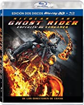 El Motorista Fantasma 2: Espiritu De Venganza - 3d Bd, Bd [Blu-ray]