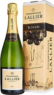 Champagne Lallier R.012 D Extra Dosage - in Geschenkkarton - Champagner 1 x 0.75 l