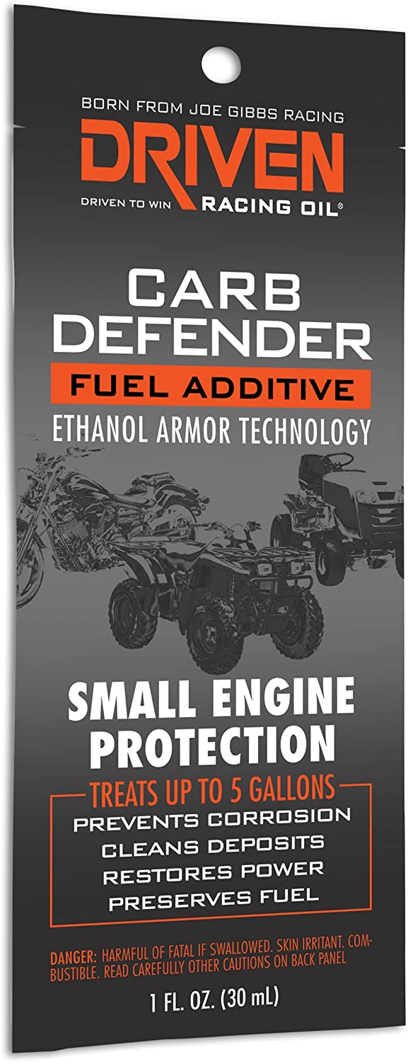 Sales for sale Driven Racing Very popular Oil 70042 Carb Defender Small Engine oz 1 - Pack