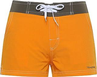 TIMEMEANS Swim Shorts Men Breathable Trunks Pants Swimwear Slim Bikini Swimsuit
