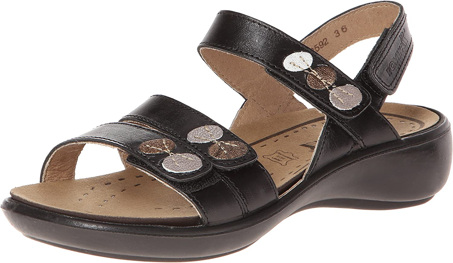 ROMIKA Women's Ibiza 55 Dress Sandal