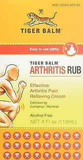 does tiger balm help sciatica
