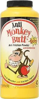 Anti Monkey Butt Powder 6 Ounce, Pack of 3