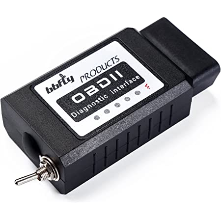 Adattatore WiFi FORScan OBD2 MS-CAN//HS-CAN bbfly BB77105