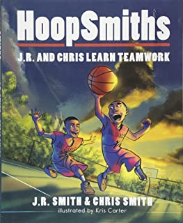 HoopSmiths: J.R. and Chris Learn Teamwork