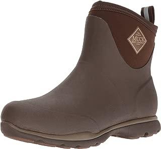 Arctic Excursion Men's Rubber Winter Ankle Boot