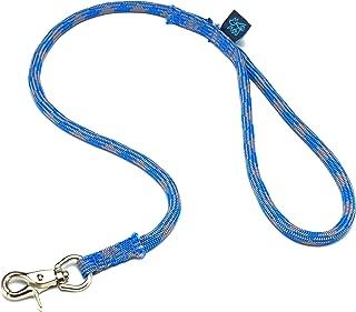ドッグ・ギア ザイルリード タイプS ロープ径8mm ブルー 全長140cm 「愛犬とのコミュニケーションを楽しむためのリードです」