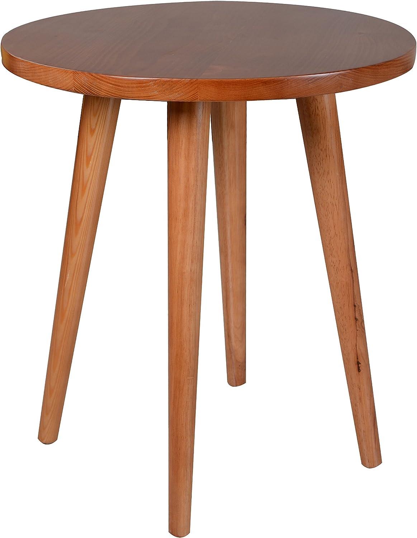 Porthos Home Ashton Side Table, Natural