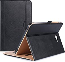 "ProCase Galaxy Tab A 10.1 Case 2016 Model T580 T585 T587 - Stand Folio Case Protective Cover for Galaxy Tab A 10.1"" Tablet SM-T580 T585 T587 -Black"