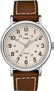 Timex Men's Weekender 2-piece 40mm Leather Strap Watch TW2R42400