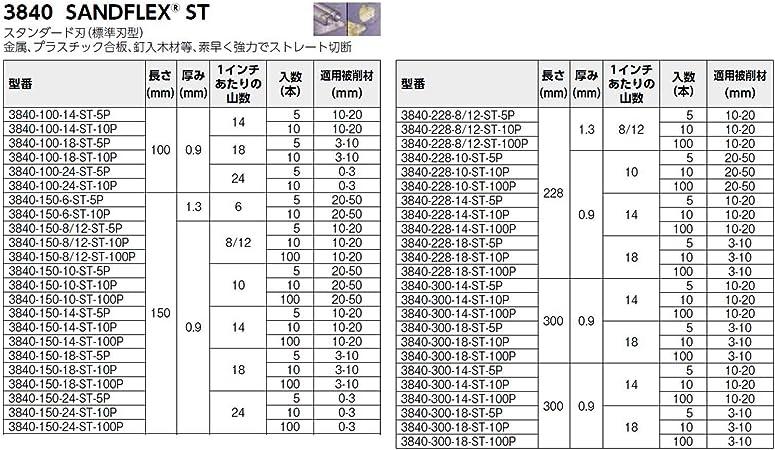575 x 50 x 2,5 mm 6 ZpZ Bahco 3802-575-50-2.50-6-KA IR3802-575-50-2.50-6-KA HSS-Maschinens/ägeblatt High Speed f/ür Kasto-Maschinen