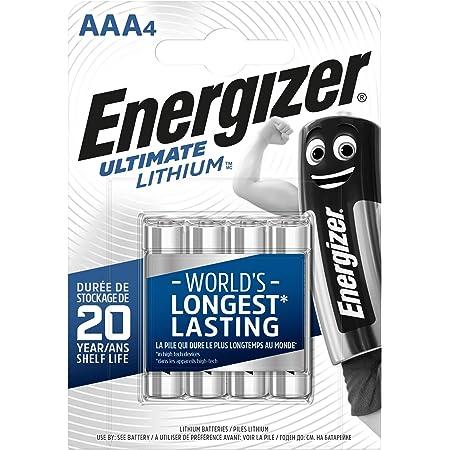 Energizer 639171 - Pila de litio L92, AAA