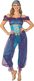 Rubies Genie Womens Adult Arabian Dancer Costume