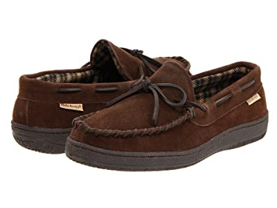 L.B. Evans HideAways by L.B. Evan Marion (Chocolate Suede) Men