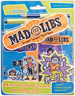 Mad Libs Word Games
