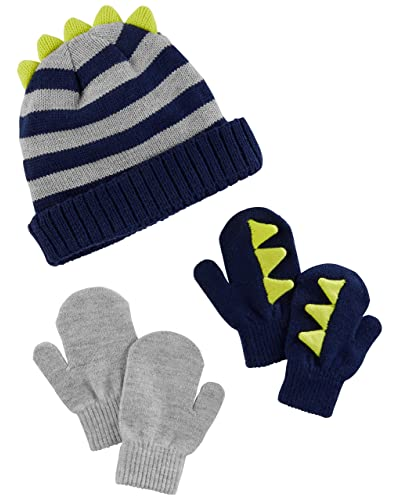 cc283e00c90 Toddler Mittens and Hat  Amazon.com
