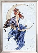 fairy moon cross stitch